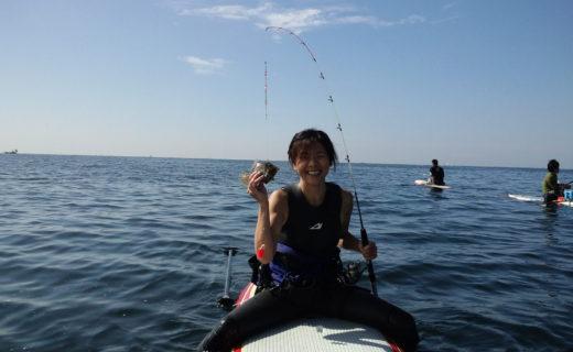 SUP Fishing